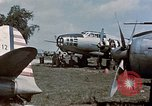 Image of Japanese Mitsubishi G4M aircraft  Manila Philippines, 1945, second 10 stock footage video 65675054466