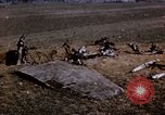 Image of German aircraft Florennes Belgium, 1945, second 12 stock footage video 65675054478
