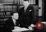 Image of John Edgar Hoover United States USA, 1944, second 5 stock footage video 65675054486