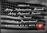 Image of Lesley James McNair United States USA, 1944, second 12 stock footage video 65675054493