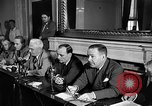 Image of Former spy Elizabeth Terrill Bentley Washington DC USA, 1948, second 2 stock footage video 65675054499