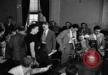 Image of Former spy Elizabeth Terrill Bentley Washington DC USA, 1948, second 7 stock footage video 65675054499