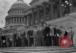 Image of American Legion Boys Nation Washington DC USA, 1948, second 4 stock footage video 65675054501