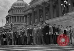Image of American Legion Boys Nation Washington DC USA, 1948, second 5 stock footage video 65675054501