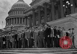 Image of American Legion Boys Nation Washington DC USA, 1948, second 6 stock footage video 65675054501