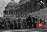 Image of American Legion Boys Nation Washington DC USA, 1948, second 7 stock footage video 65675054501