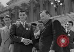 Image of American Legion Boys Nation Washington DC USA, 1948, second 11 stock footage video 65675054501