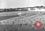Image of marshalling yard European Theater, 1944, second 5 stock footage video 65675054509