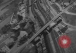 Image of marshalling yard European Theater, 1944, second 6 stock footage video 65675054510