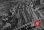 Image of marshalling yard European Theater, 1944, second 7 stock footage video 65675054510