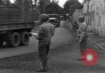 Image of Red Ball Convoy in France during World War II France, 1944, second 11 stock footage video 65675054520