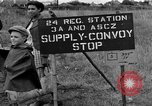 Image of Red Ball Convoy Chartres France, 1944, second 2 stock footage video 65675054521
