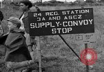 Image of Red Ball Convoy Chartres France, 1944, second 3 stock footage video 65675054521