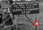 Image of Red Ball Convoy Chartres France, 1944, second 4 stock footage video 65675054521