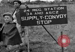Image of Red Ball Convoy Chartres France, 1944, second 5 stock footage video 65675054521