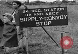 Image of Red Ball Convoy Chartres France, 1944, second 7 stock footage video 65675054521