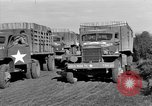 Image of Red Ball Convoy Chartres France, 1944, second 10 stock footage video 65675054522