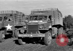 Image of Red Ball Convoy Chartres France, 1944, second 12 stock footage video 65675054522
