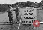 Image of Red Ball Convoy Chartres France, 1944, second 4 stock footage video 65675054523