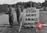 Image of Red Ball Convoy Chartres France, 1944, second 9 stock footage video 65675054523