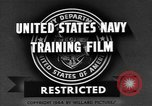 Image of destroyer ship United States USA, 1944, second 5 stock footage video 65675054526