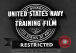 Image of destroyer ship United States USA, 1944, second 8 stock footage video 65675054526