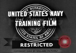 Image of destroyer ship United States USA, 1944, second 9 stock footage video 65675054526