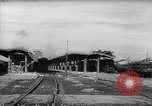 Image of Destroyed railroad facilities Ploesti Romania, 1944, second 1 stock footage video 65675054530