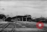 Image of Destroyed railroad facilities Ploesti Romania, 1944, second 3 stock footage video 65675054530