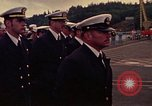Image of USS Ohio Washington State United States USA, 1982, second 12 stock footage video 65675054550
