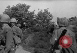 Image of United States troops France, 1944, second 1 stock footage video 65675054560