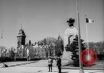 Image of President De Gaulle Canada, 1960, second 7 stock footage video 65675054564