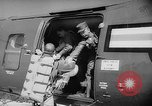 Image of Sky divers Fort Bragg North Carolina USA, 1960, second 9 stock footage video 65675054567