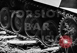 Image of torsion bar suspension United States USA, 1944, second 12 stock footage video 65675054568