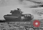 Image of British Centurion Mk 3 tank United Kingdom, 1953, second 10 stock footage video 65675054571