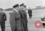 Image of Admiral Arthur Radford Germany, 1953, second 8 stock footage video 65675054572