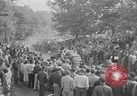 Image of college crowd Atlanta Georgia USA, 1953, second 6 stock footage video 65675054575