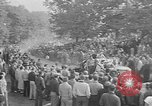 Image of college crowd Atlanta Georgia USA, 1953, second 7 stock footage video 65675054575