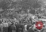 Image of college crowd Atlanta Georgia USA, 1953, second 8 stock footage video 65675054575