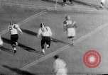 Image of football match Spokane Washington USA, 1953, second 5 stock footage video 65675054576