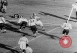Image of football match Spokane Washington USA, 1953, second 6 stock footage video 65675054576