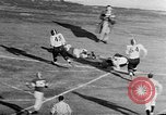 Image of football match Spokane Washington USA, 1953, second 7 stock footage video 65675054576