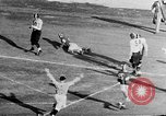 Image of football match Spokane Washington USA, 1953, second 8 stock footage video 65675054576