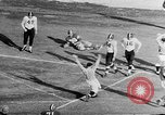 Image of football match Spokane Washington USA, 1953, second 9 stock footage video 65675054576