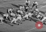 Image of football match Spokane Washington USA, 1953, second 10 stock footage video 65675054576