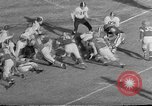 Image of football match Spokane Washington USA, 1953, second 11 stock footage video 65675054576
