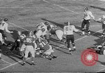 Image of football match Spokane Washington USA, 1953, second 12 stock footage video 65675054576