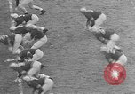 Image of football match West Point New York USA, 1953, second 4 stock footage video 65675054577