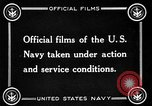 Image of US Navy response in World War 1 European Theater, 1917, second 12 stock footage video 65675054627