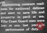 Image of United States Coast Guard Atlantic Ocean, 1926, second 11 stock footage video 65675054648
